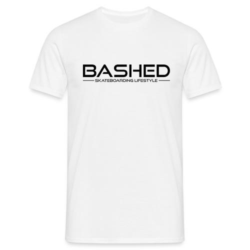 blacklogo png - Men's T-Shirt