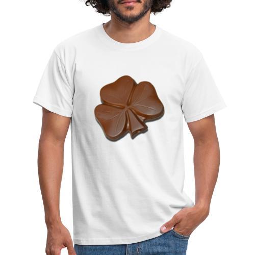 Chocolate Shamrocks - Men's T-Shirt