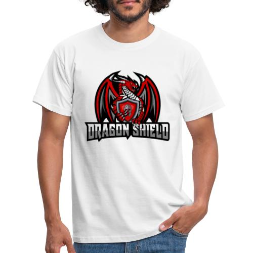 Dragon Shield - Men's T-Shirt