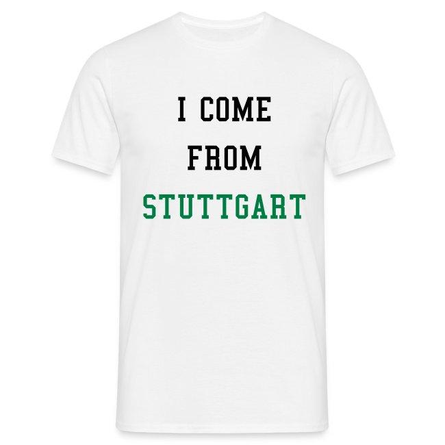 I Come From Stuttgart