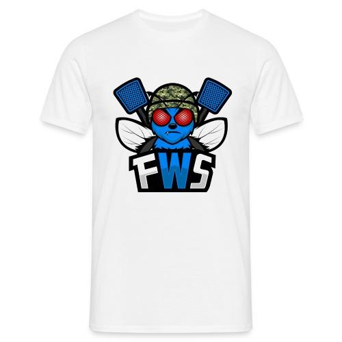 FWS Logo - Miesten t-paita