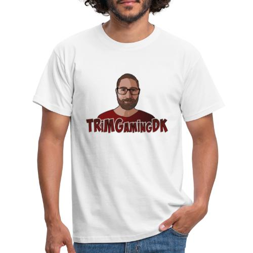 TRiMGamingDK Logo - Herre-T-shirt