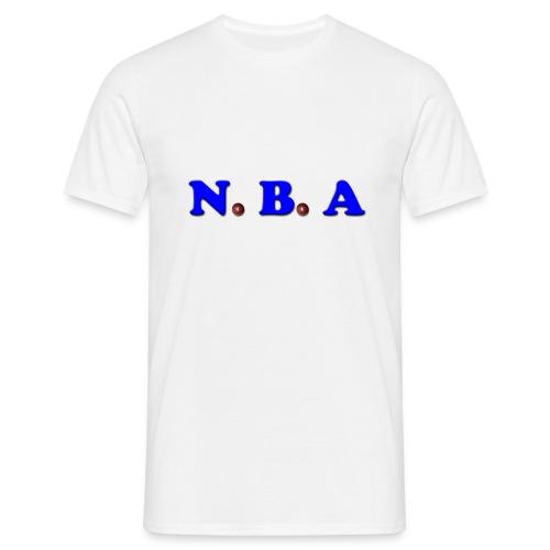 N.B.A basketball - T-shirt Homme