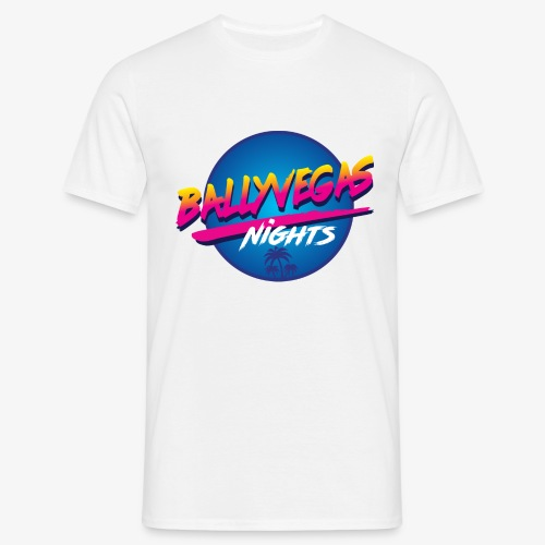 Ballyvegas Nights - Men's T-Shirt