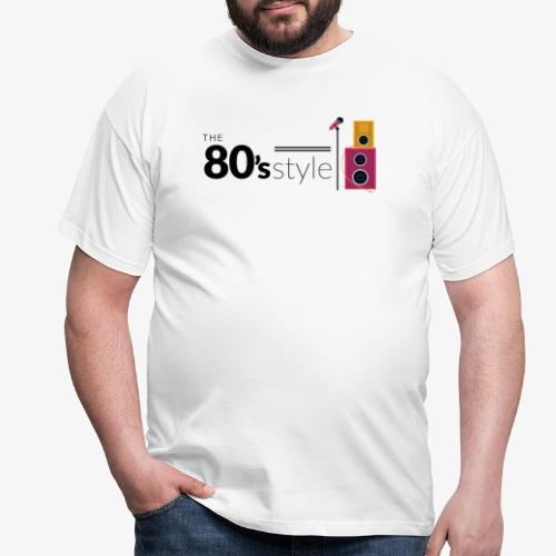80s - Camiseta hombre