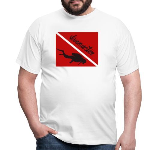 divemaster - Camiseta hombre