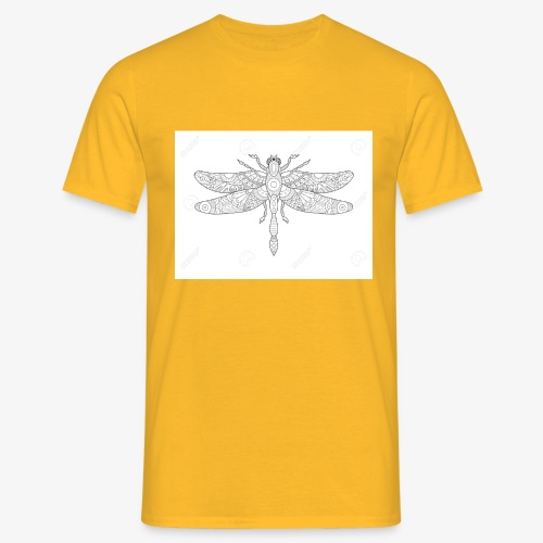 libelula - Camiseta hombre