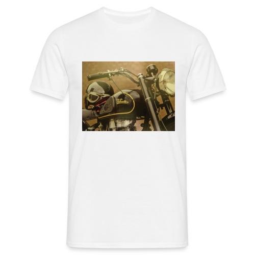 Vintage velocette - T-shirt Homme