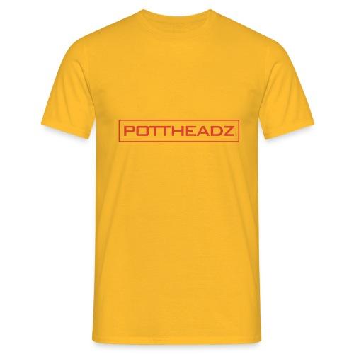 PottHeadz basics - Männer T-Shirt