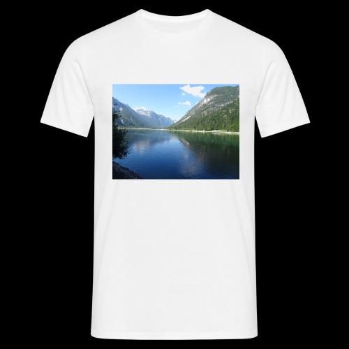 Landschaft - Männer T-Shirt