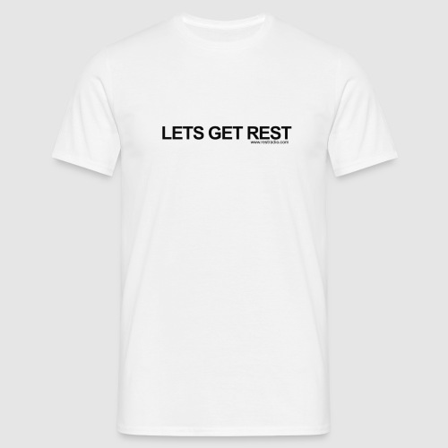 REST No9 png - Men's T-Shirt