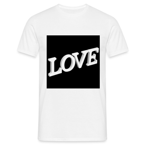 Love Me - T-shirt Homme
