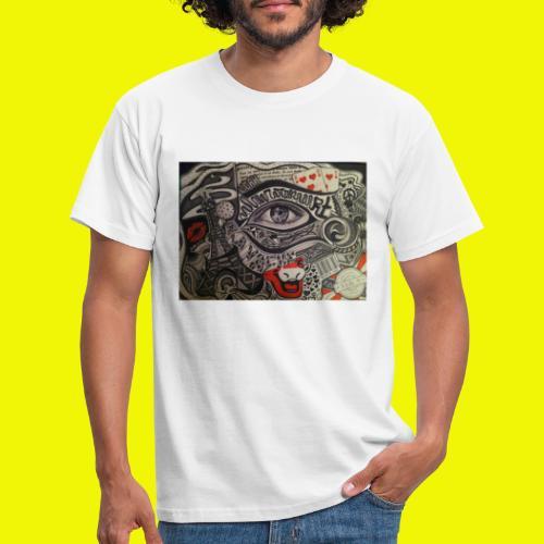 Eyes - T-shirt Homme