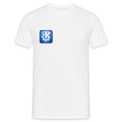 klogoofficialoxygen3000x3000 - Men's T-Shirt