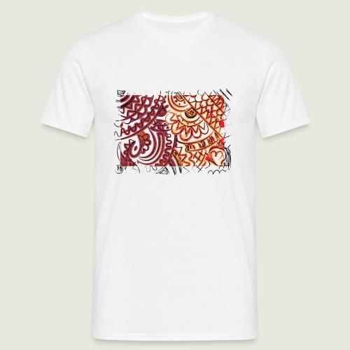 artfreetime - Maglietta da uomo