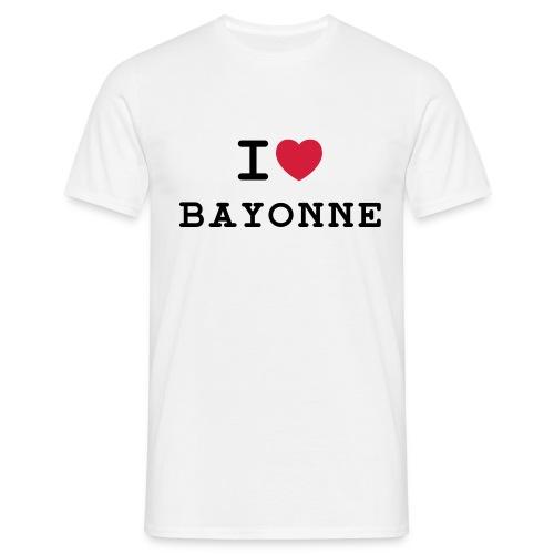 ilovebayonne - T-shirt Homme