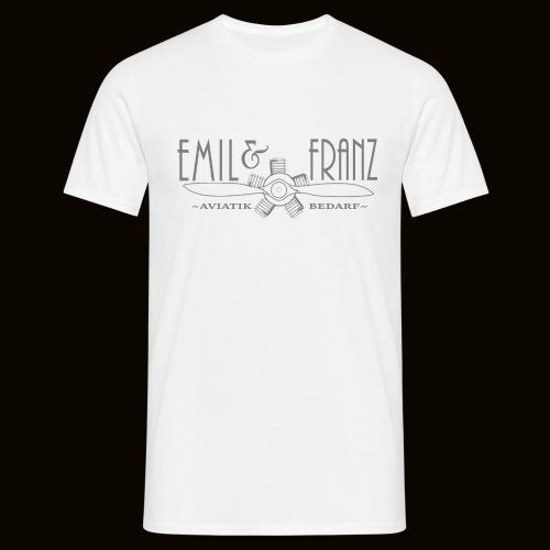 EmilUndFranz - Männer T-Shirt