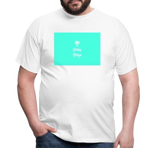 Mikey mega Logo - T-skjorte for menn