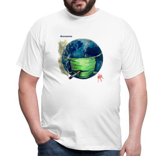 MAUPAL X iorestoacasaArtistiUniti - Maglietta da uomo