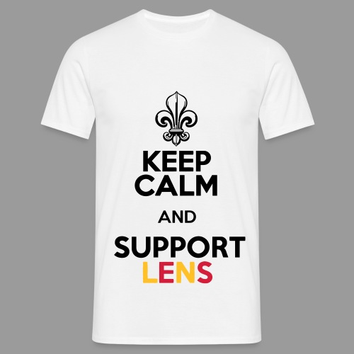 KEEP CALM - T-shirt Homme