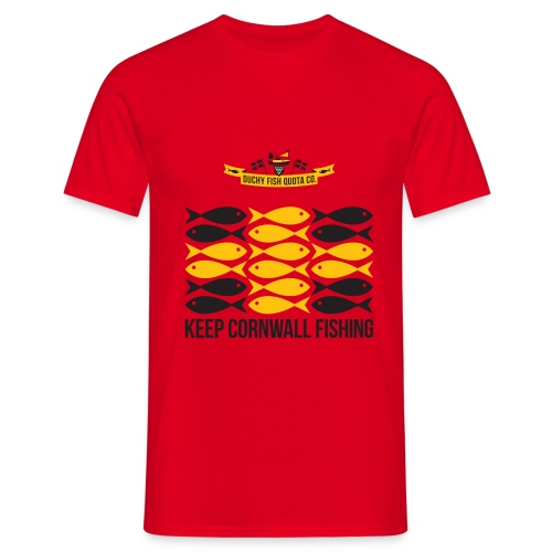 DFQC KCF - White - Men's T-Shirt