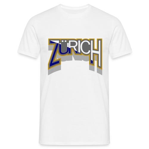 zuerich - Männer T-Shirt