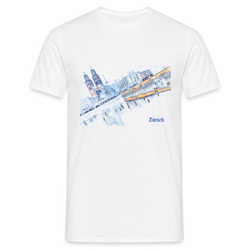 Zürich - Männer T-Shirt