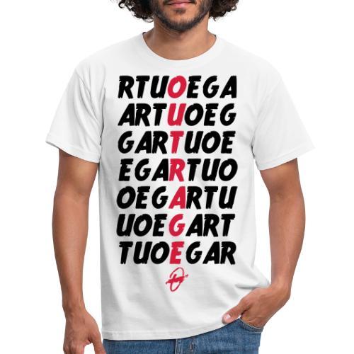 OUTRAGE FOX - Men's T-Shirt