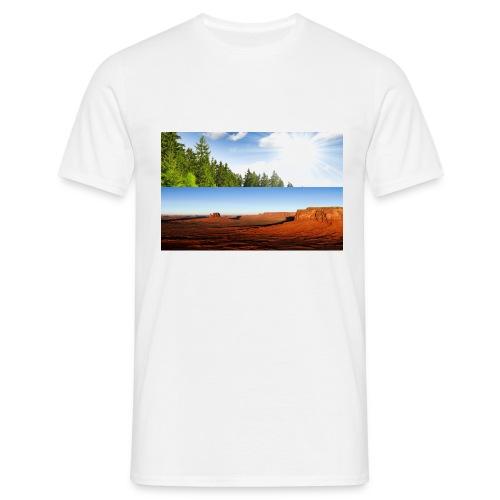 free world - Männer T-Shirt