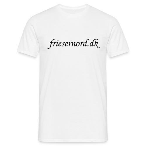 friesernord dk - Herre-T-shirt