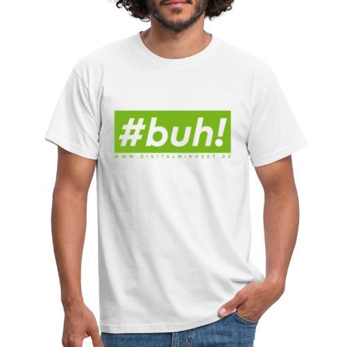 #buh! - Männer T-Shirt
