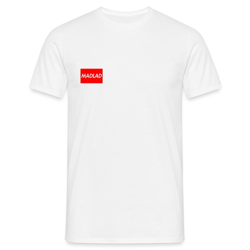 Madlad rot - Männer T-Shirt