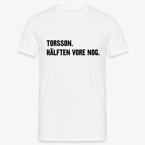 Hälften tshirt - T-shirt herr