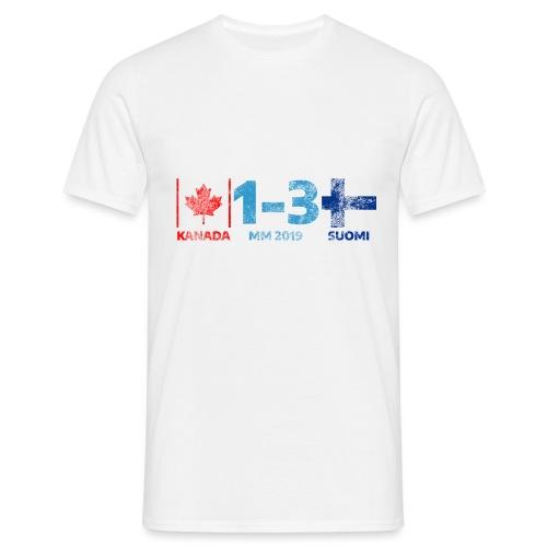 grunge-suomi3-kanada-1_2 - Miesten t-paita