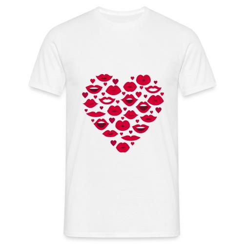 Koszulka usta 12 - Koszulka męska