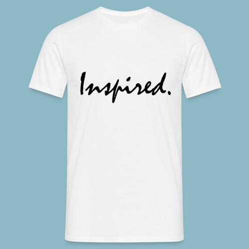 Inspired - Maglietta da uomo