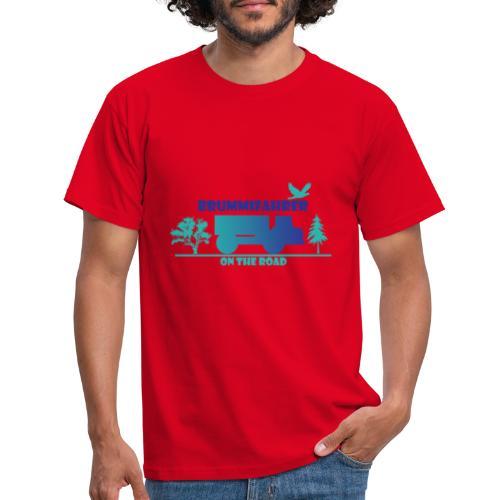 On the Road - Männer T-Shirt