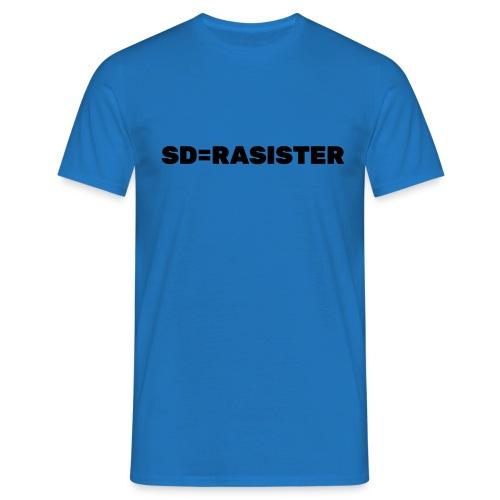 SD=RASISTER - T-shirt herr