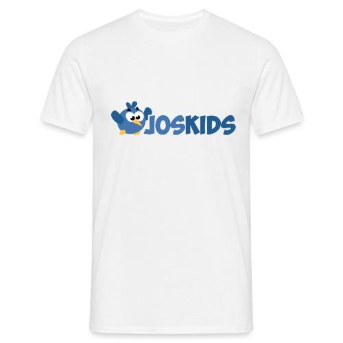 Logo JosKids 3 - Maglietta da uomo