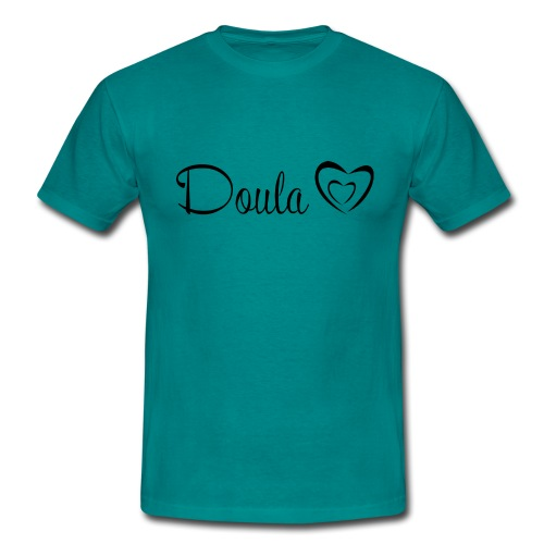 doula sydämet - Miesten t-paita