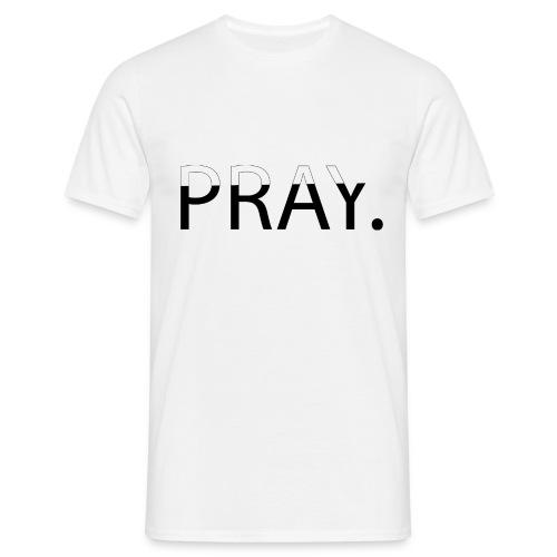 PRAY - T-shirt Homme