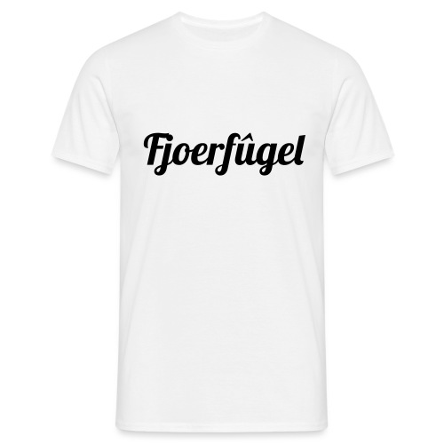 fjoerfugel - Mannen T-shirt