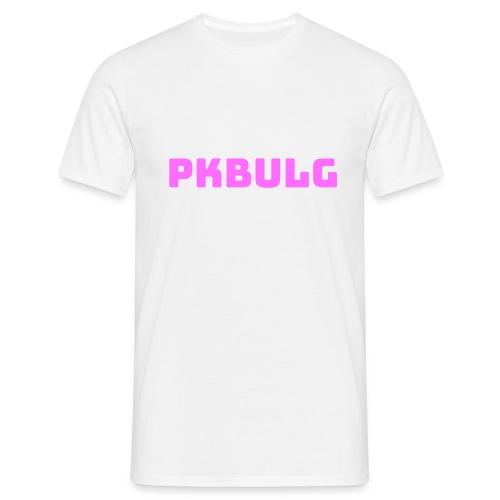 Pkbulg - Herre-T-shirt