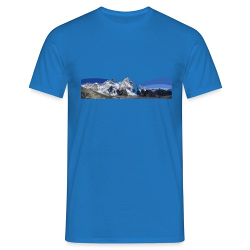 MOUNTAINS - Maglietta da uomo