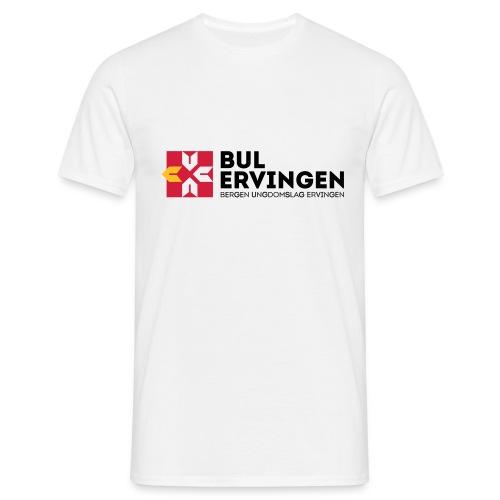 bule-kopp - T-skjorte for menn