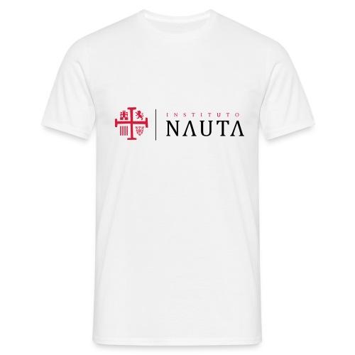 Logotipo Instituto NAUTA - Camiseta hombre