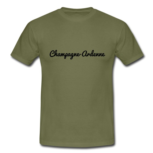 Champagne-Ardenne - Marne 51 - T-shirt Homme