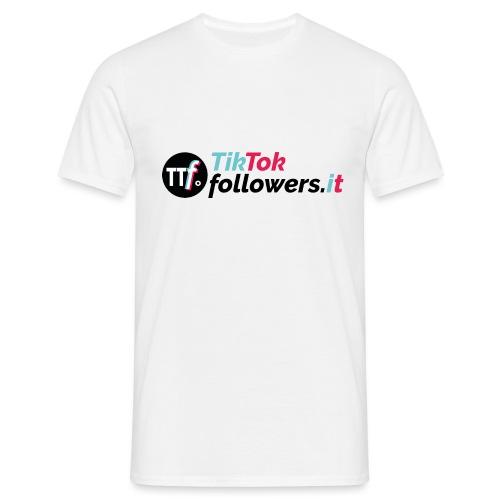 ttfollowers logo - Maglietta da uomo