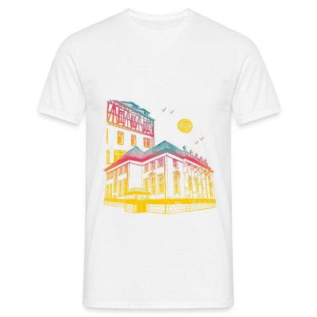 T-Shirt Vie À Saint André 105