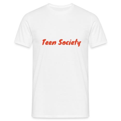 Teen Society - Miesten t-paita